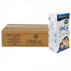 Nandini milk box 1litreX12